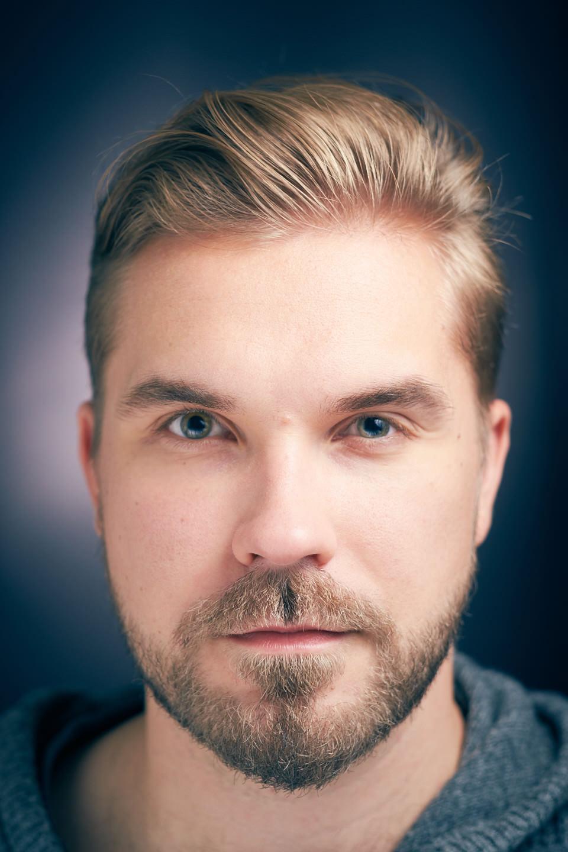 Omakuva - Markus Saarinen